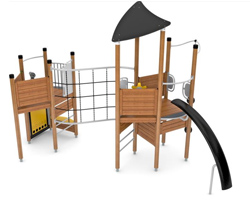 Timber multi-play unit UniPlay